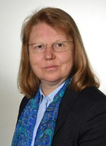 Portrait Dr. iur. habil. Katalin Gönczi Sächsische Akademie der Wissenschaften zu Leipzig
